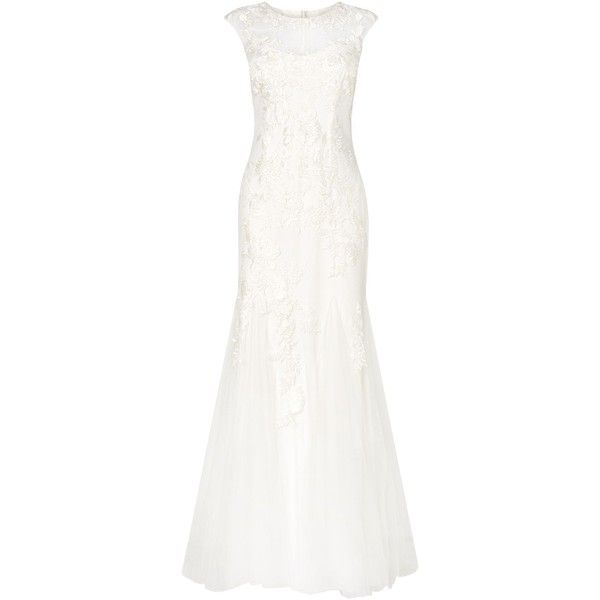 Phase Eight Josefina Wedding Dress 1 030 Cad Liked On Polyvore Featuring Dresses