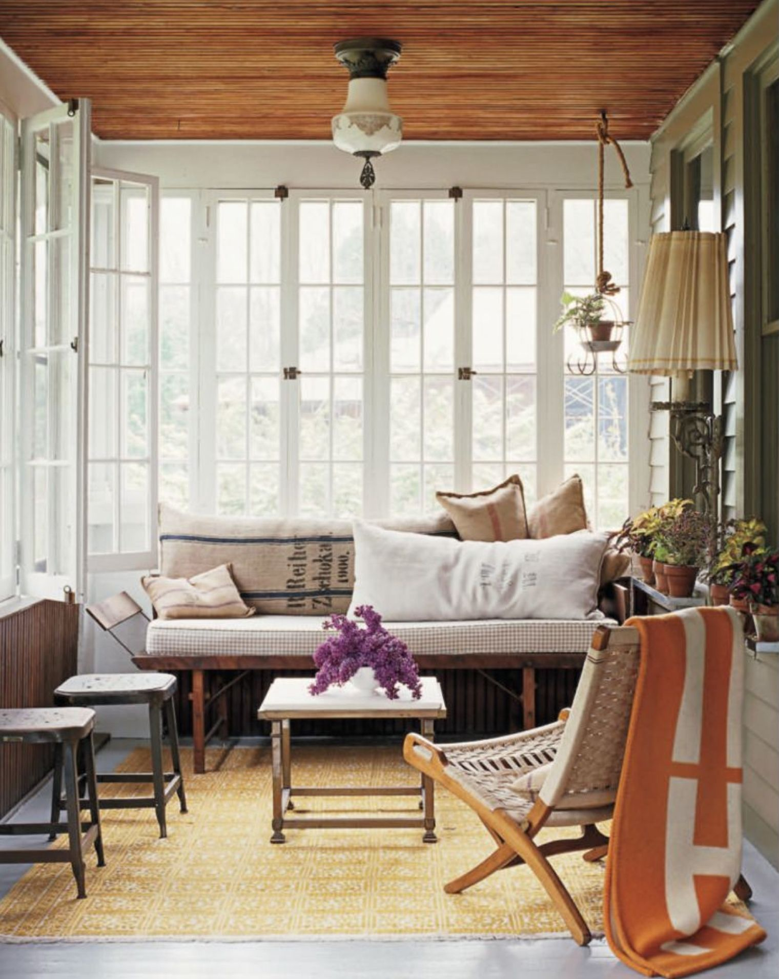 Here Are A One Of Inspiration Design Awesome Sunroom Design