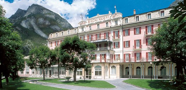 Grand Hotel Bagni Nuovi Via Bagni Nuovi 7 Valdidentro Bormio
