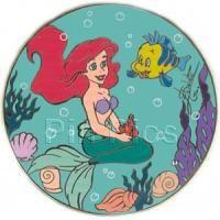 Disney Auctions - Elisabete Gomes - Ariel & Flounder