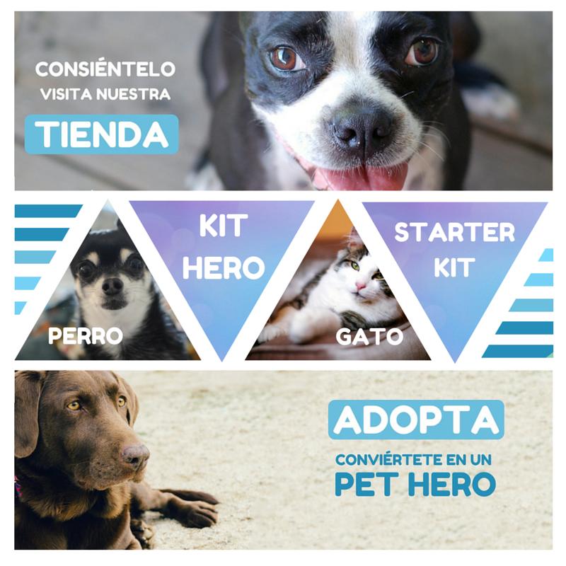 Tienda  https://petheroes.mx/tienda.html Adopción https://petheroes.mx/adopcion.php  Síguenos en nuestras redes:  https://www.facebook.com/PetHeroesmx/ https://twitter.com/PetHeroes_mx https://es.pinterest.com/PetHeroesmx/ https://www.instagram.com/Pet_Heroes_/