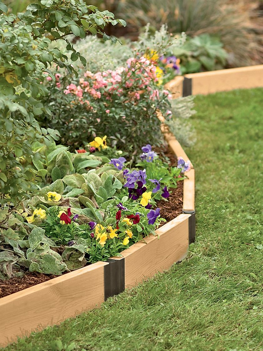 Pivoting Raised Bed Connectors Diy Raised Bed Made In Vermont Vegetable Garden Raised Beds Raised Garden Diy Raised Garden
