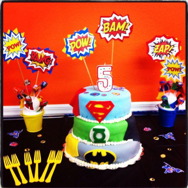 Pin On Boys Birthday Ideas