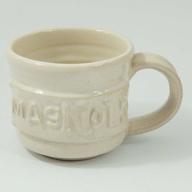 Magnolia Coffee Mug Heavy Clay Magnolia Market Waco Texas #Magnolia | Magnolia market waco, Mugs ...