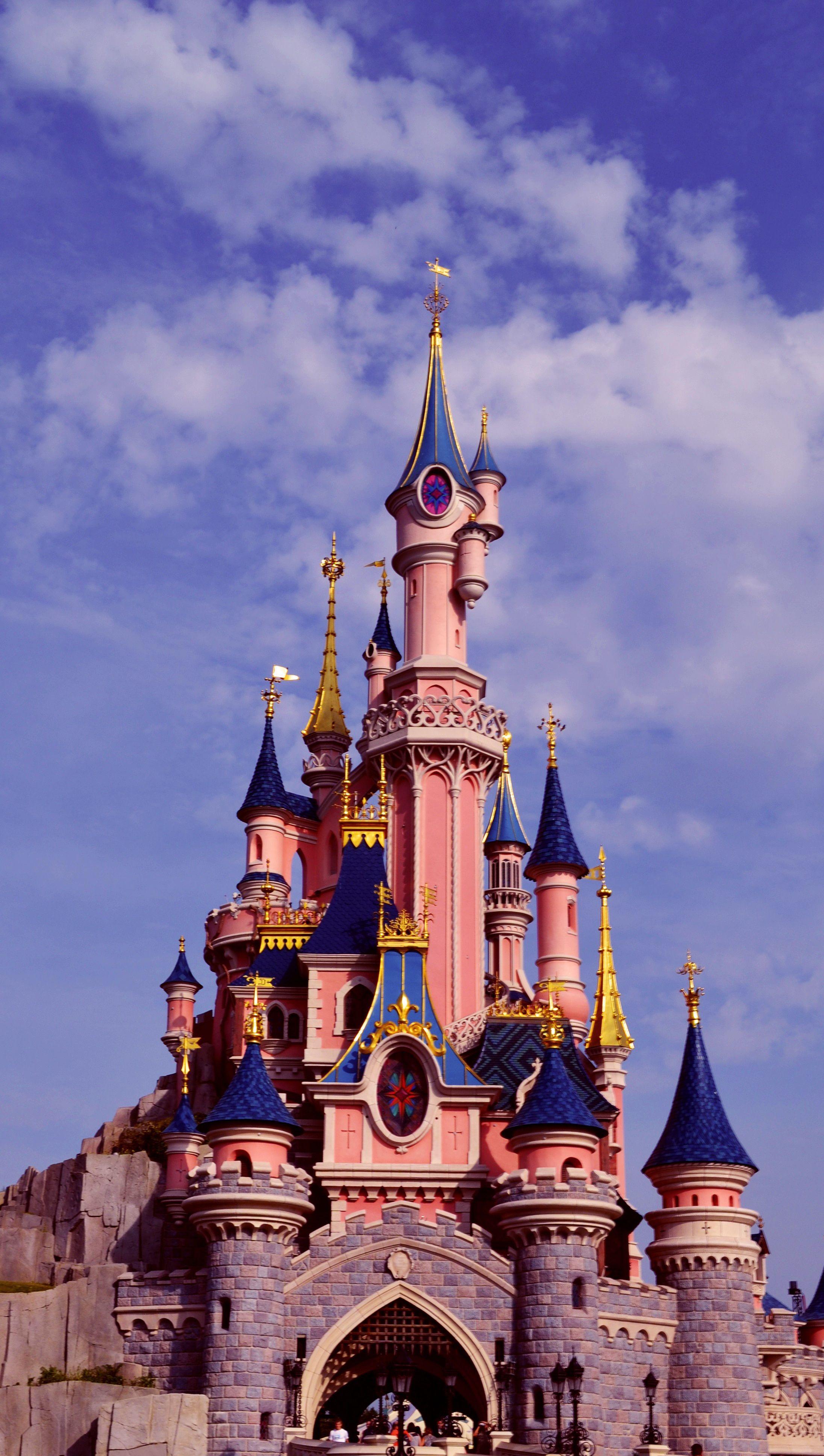 Disneyland in Paris Disney wallpaper, Wallpaper iphone