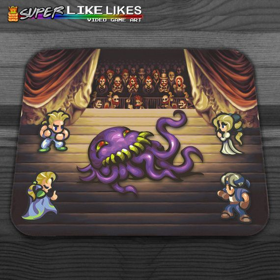Final Fantasy Vi Ultros