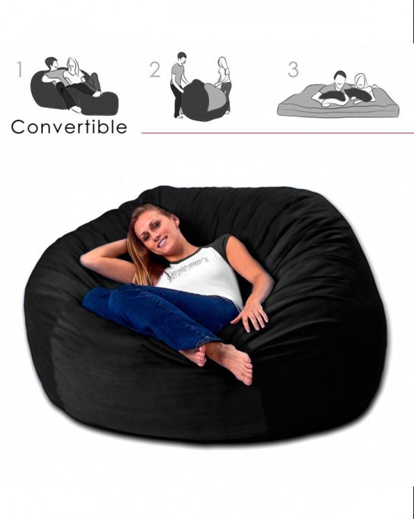 Wondrous Cordaroys Tan Chenille Beanbag Chair Gift Idea For Home Interior And Landscaping Mentranervesignezvosmurscom