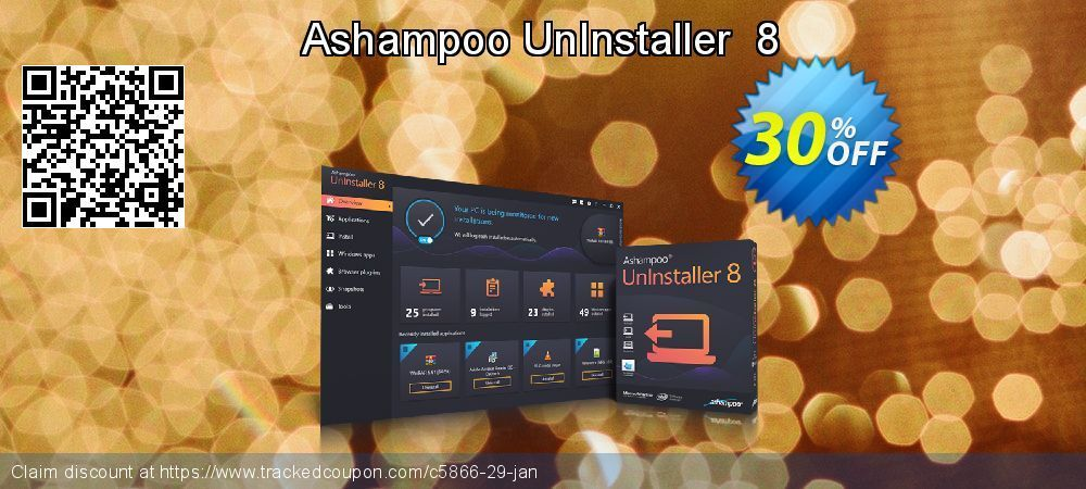 Ashampoo Uninstaller Coupon Code New Year Discounts 30 Off January 2019 Listed Price 49 99 Current Price 3 Coding Facebook Sign Up Coupon Codes