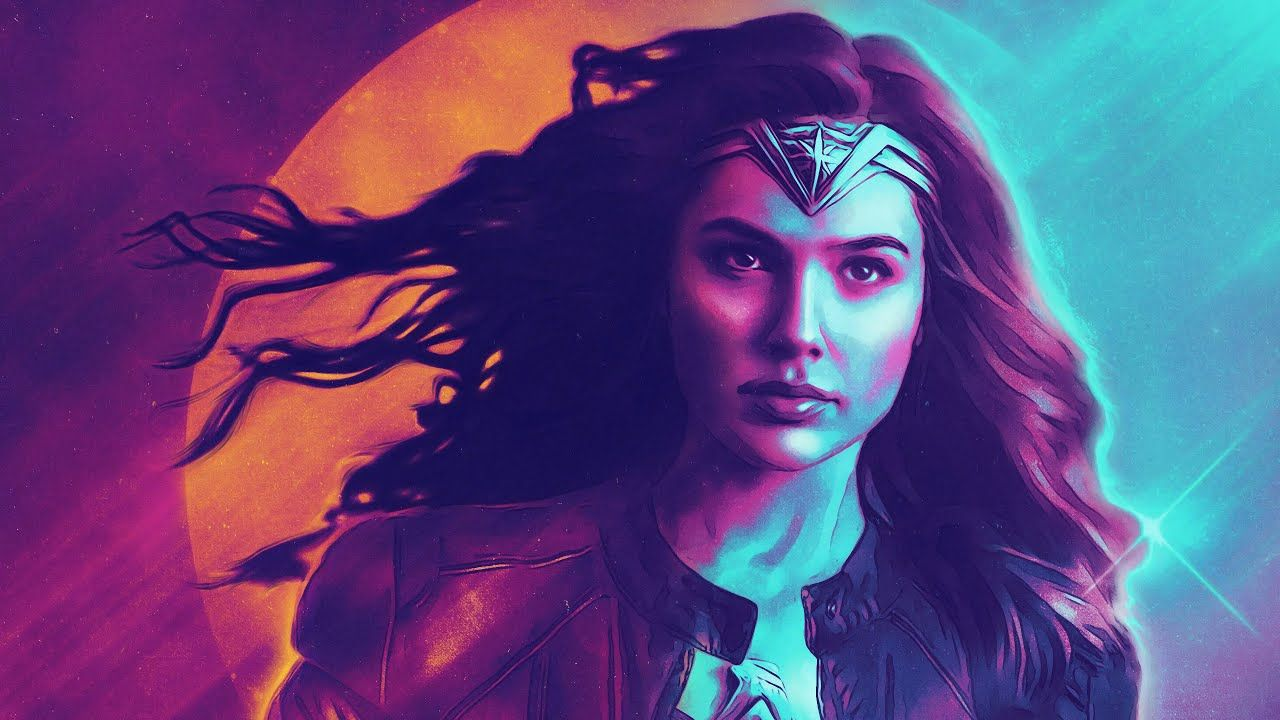 Wonder Woman 1984 2020 Trailer 1 4k Hdr High Dynamic Range Hdr10 Youtube