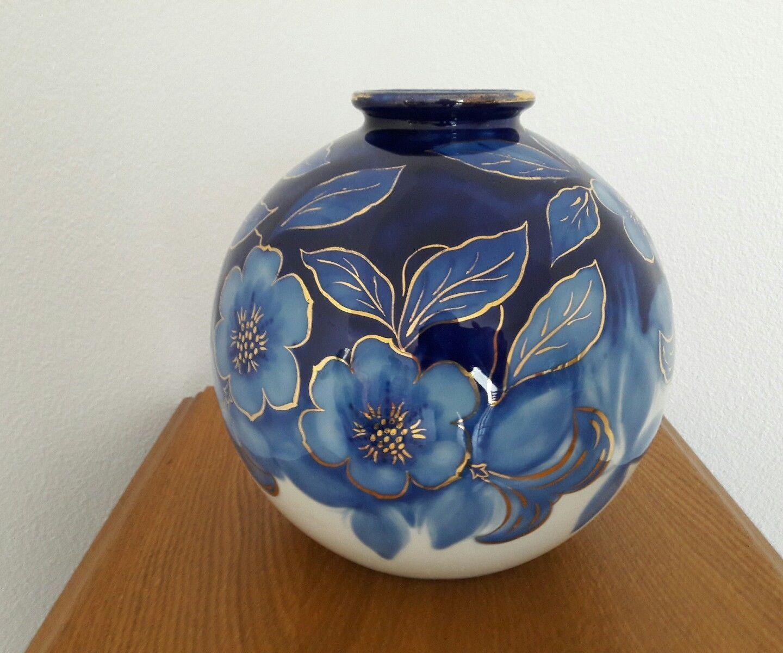 vase boule sign camille tharaud porcelaine de limoge france for sale eur 319 00 see photos. Black Bedroom Furniture Sets. Home Design Ideas