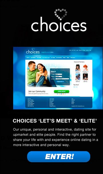Elite dating south africa
