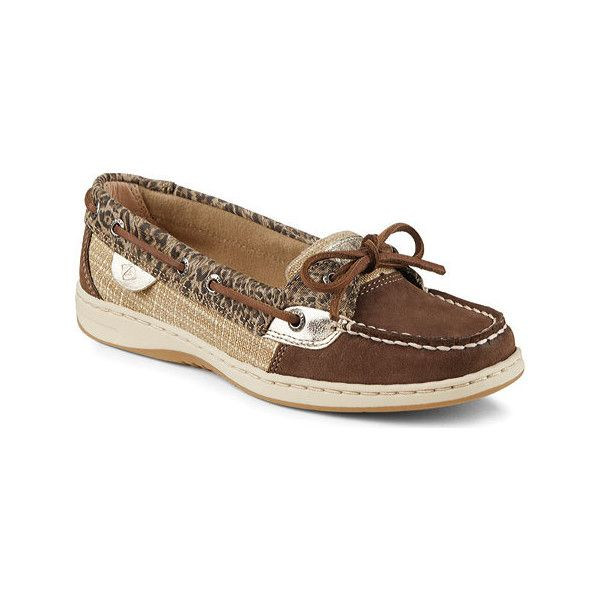 hot sale for sale Women's Sperry Angelfish Cheetah Boat Shoes new online discount authentic online sale Cheapest dMRlZ