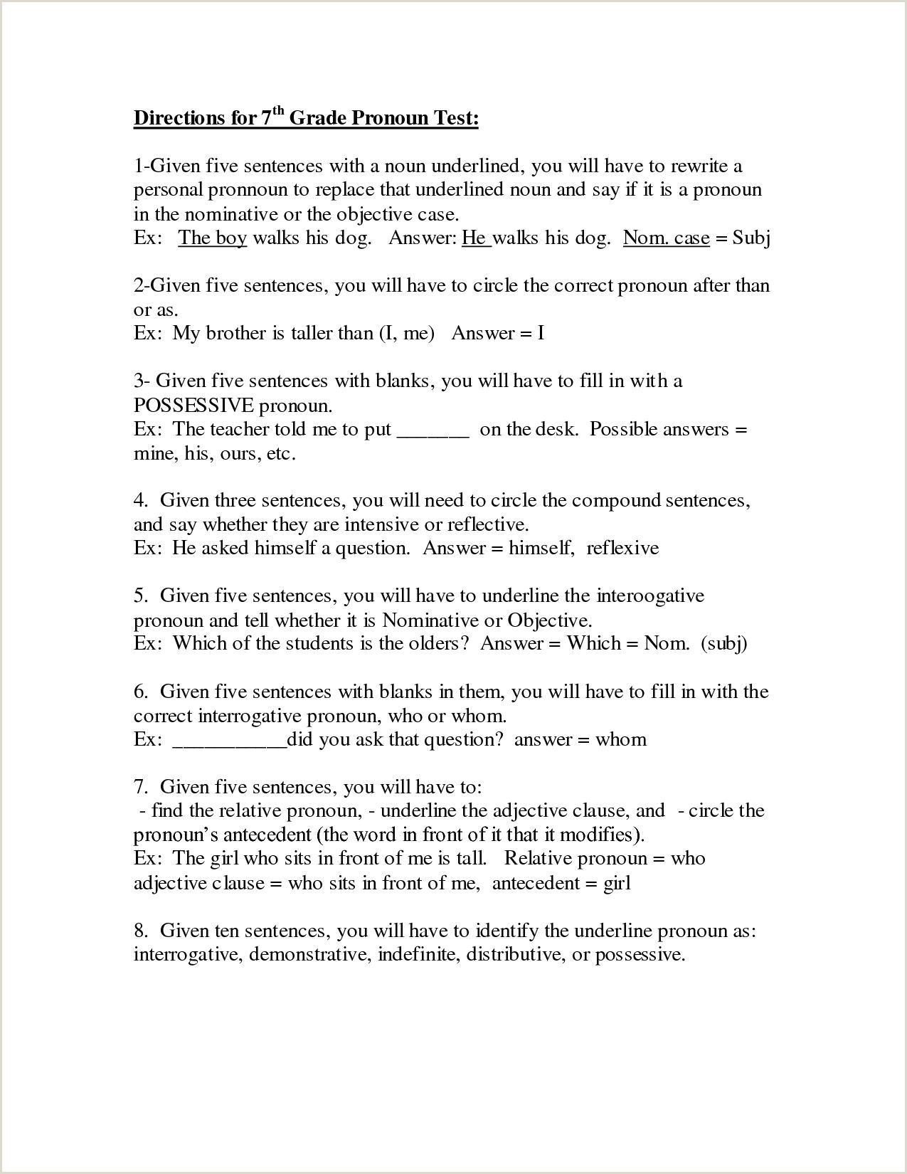hight resolution of 7th Grade Math Worksheets Free Printable With Answers