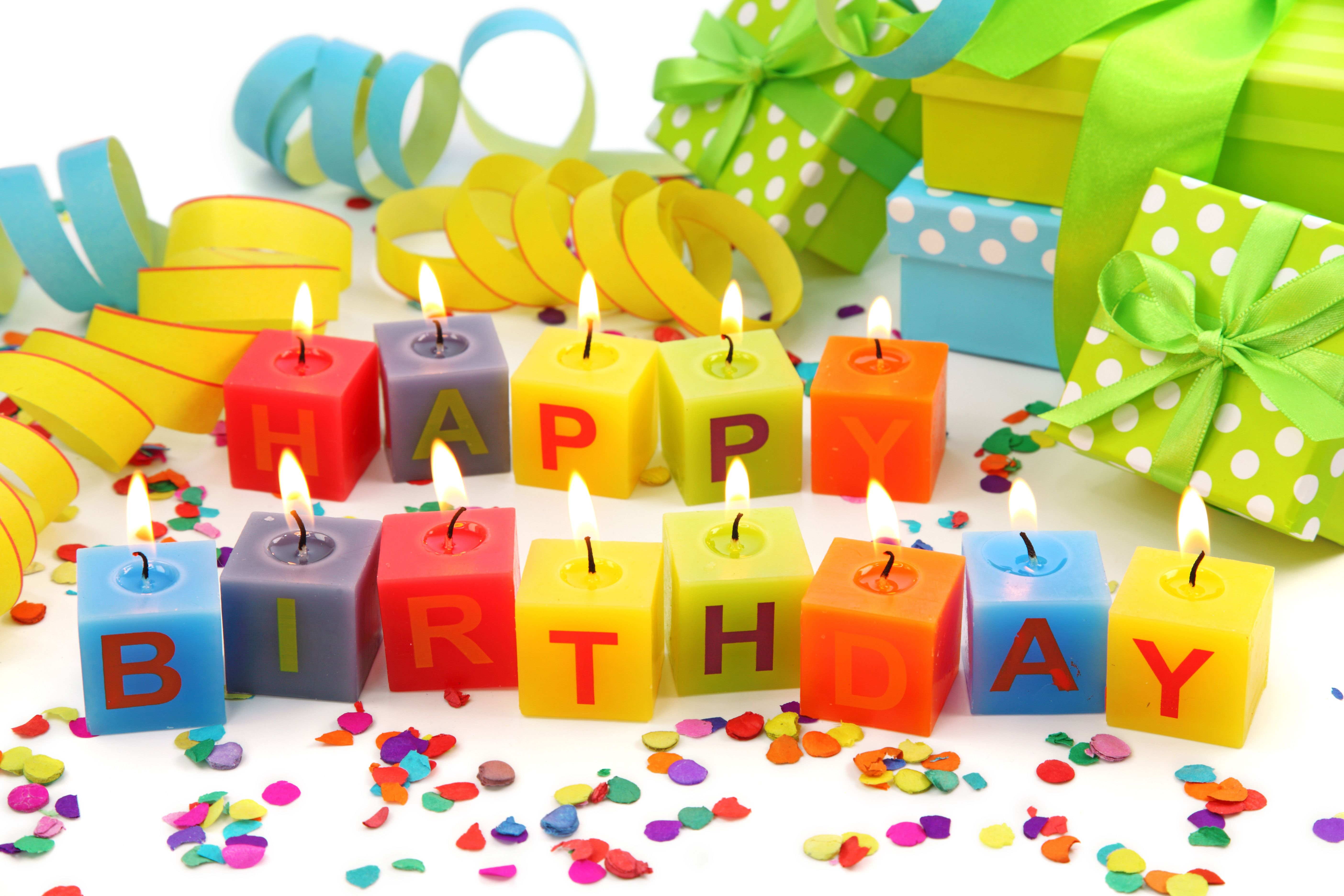 Happy Birthday Candles Wallpaper Birthday Wishes And Images Happy Birthday New Images Happy Birthday Pictures