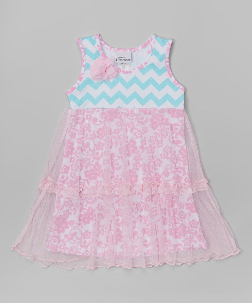 Love this Sweet Pea Swirls Savannah Dress - Infant, Toddler & Girls by Flap Happy on #zulily! #zulilyfinds