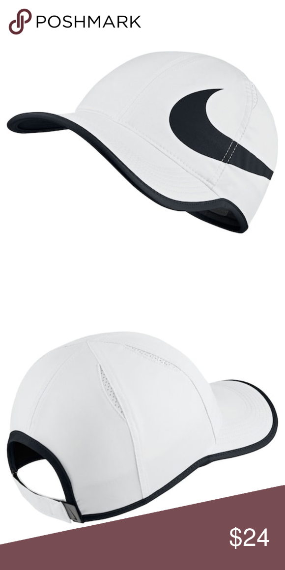 27e7bc365ab97 Nike Aerobill Featherlight Dri-Fit Tennis Cap Nike Aerobill Featherlight Dri -Fit Chose Color Unisex Tennis Cap Hat Adjustable Brand New with tags.