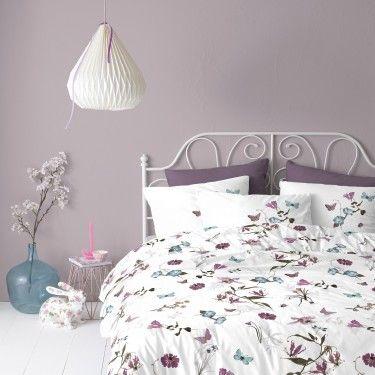 Update fürs Schlafzimmer frühlingshafte Bettwäsche