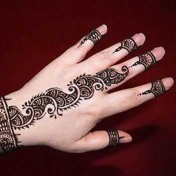 Arabic mehndi designs is one of the popular styles you can find here simple dark indian latest pics for hands arms also awesome back hand to try in rh pinterest