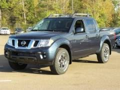 2016 nissan frontier pro 4x truck crew cab 4 miles automatic transmission color artic blue. Black Bedroom Furniture Sets. Home Design Ideas