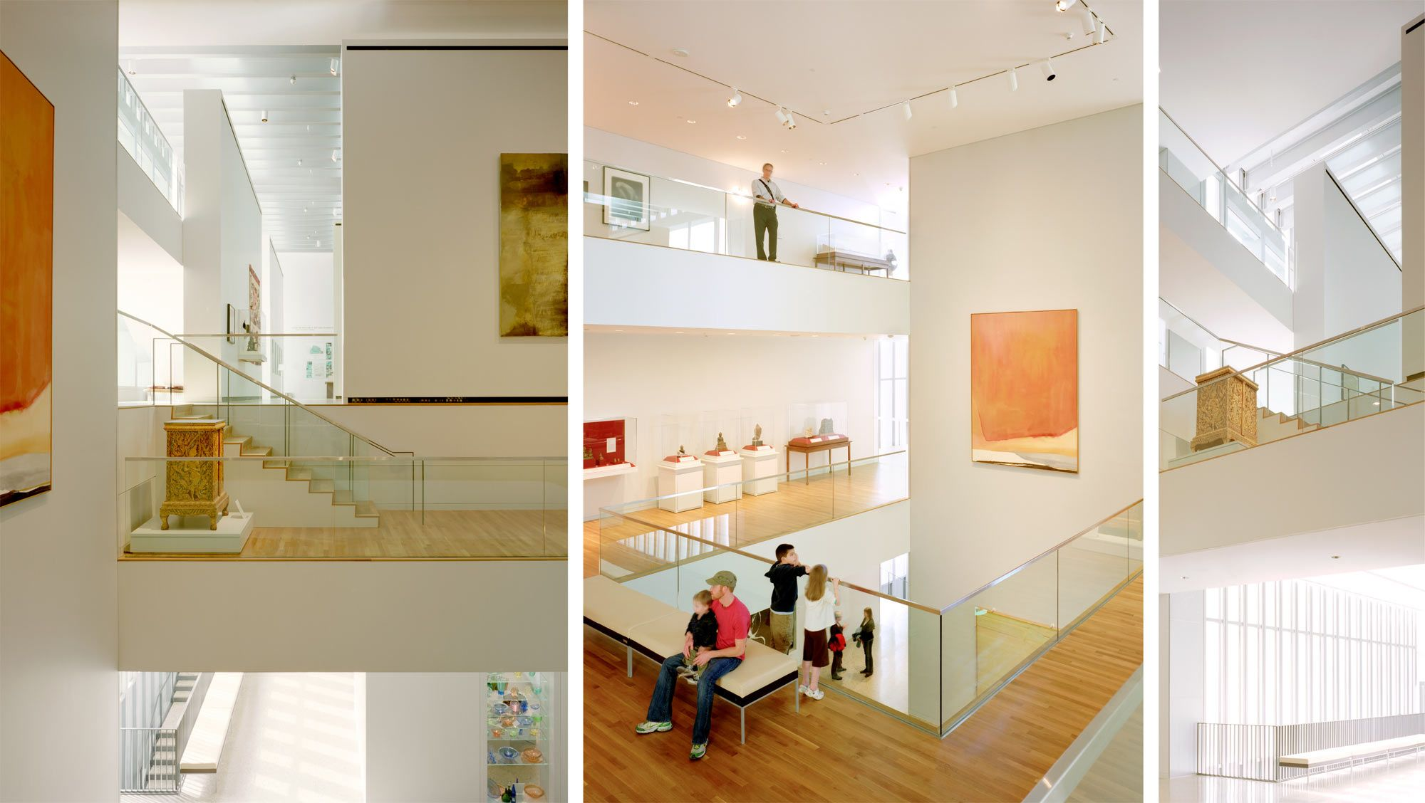 allied works architecture - University of Michigan Museum of Art
