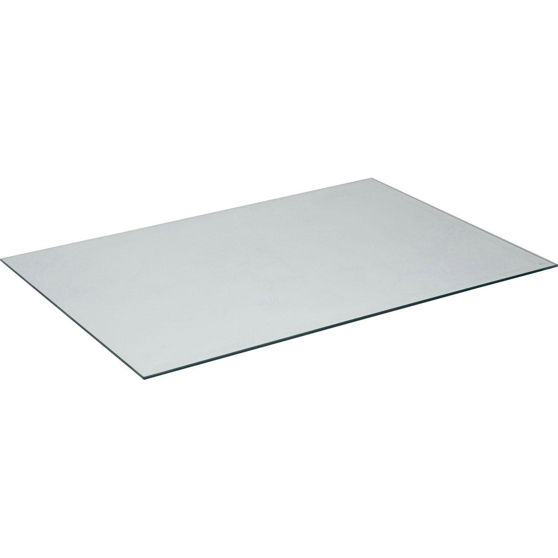Plateau De Table Verre L 140 X L 72 Cm X Ep 8 Mm Table En Verre Plateau De Table Table Ronde En Verre