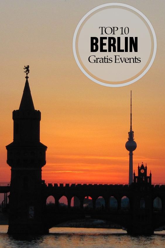 Kostenlose Veranstaltungen Berlin