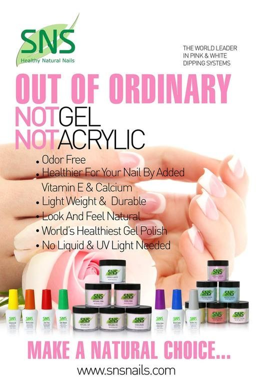 Sns Dipping Powder Has No Odor Liquid Primer And Uv Light Is For Healthy Nails Unlike Gel Or Acrylic Are Much Thinner Weight