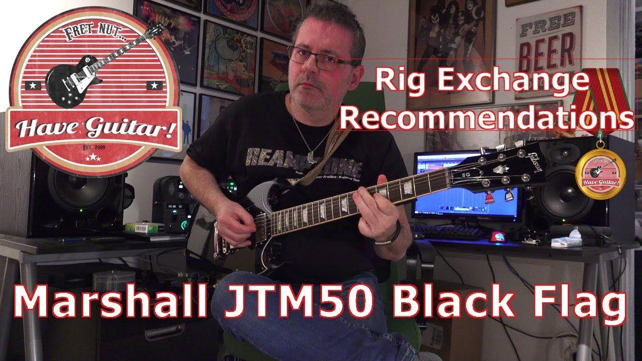 Rig Exchange Recommendation: Joptunes Marshall JTM50 Black
