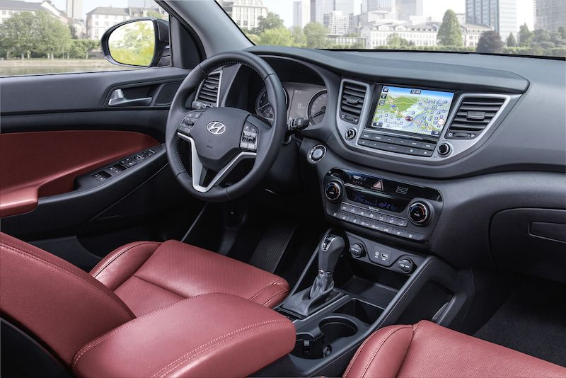 Hyundai Tucson Neuvorstellung Hyundais Neuestes Suv Modell Startet Durch Seit Der Einfuhrung Des Ersten Hyundai Santa Fe Im Ja Auto Hyundai Hyundai Suv Tucson