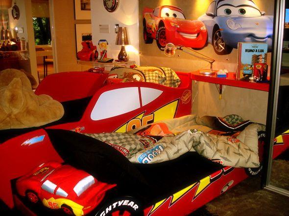 dormitorio rayo mcqueen cars dormitorio lucas