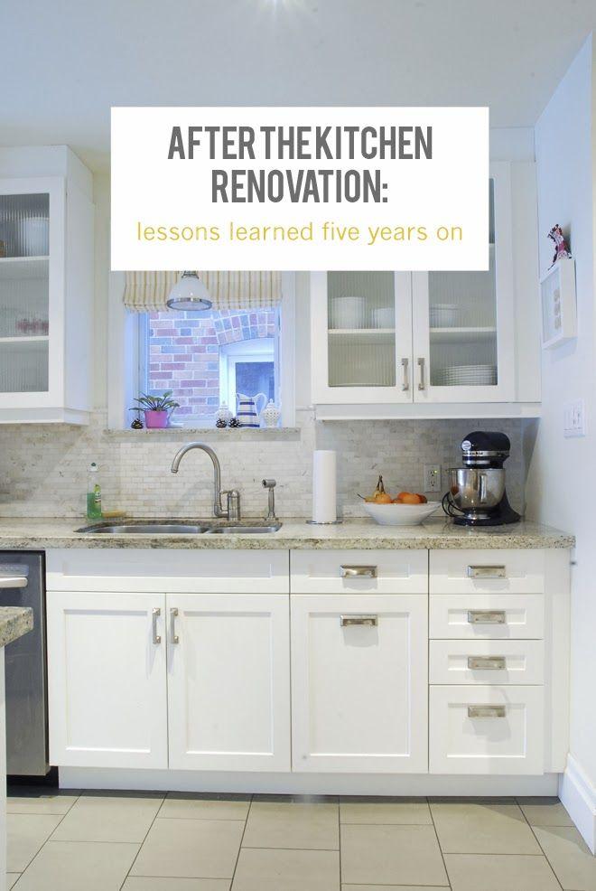 After The Renovation The Kitchen Rambling Renovators