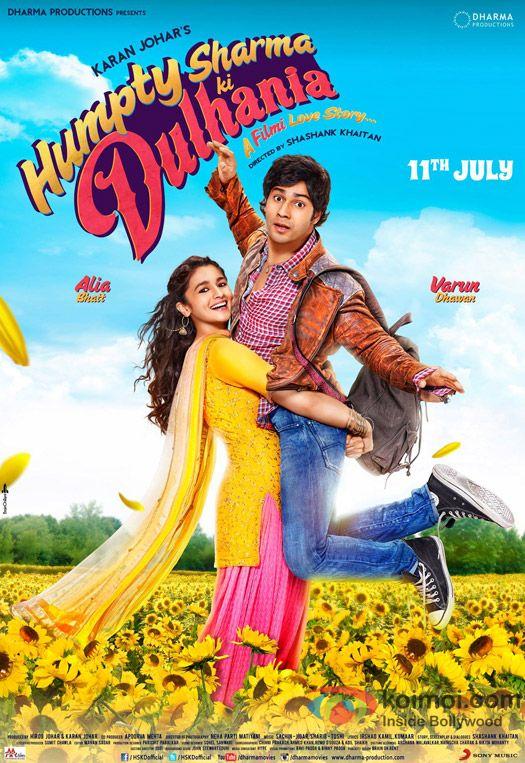 Humpty Sharma Ki Dulhania 2014 Izlediğim Filmler In 2019