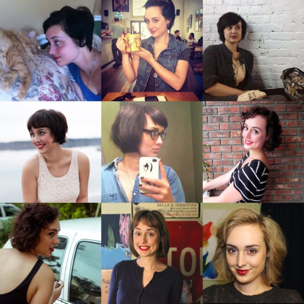 Great advice for growing out a pixie cut trim the back often keep great advice for growing out a pixie cut trim the back often keep it winobraniefo Image collections