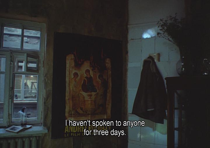 "qpulm ""The Mirror (Andrei Tarkovsky, 1975) "" Character"