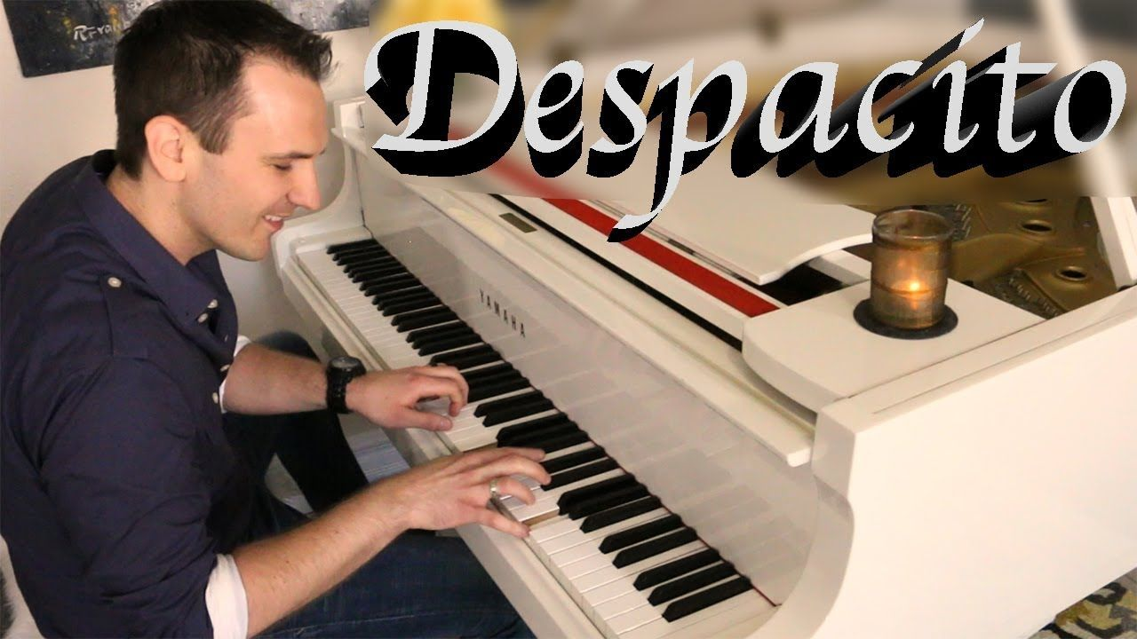 Despacito Crazy Latin Jazz Piano Cover Jonny May
