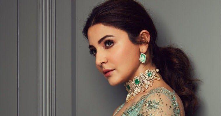 fbe83a0e3 Anushka Sharma looks drop-dead gorgeous in a green saree for an  awardAnushka Sharma Bollywood Photos Indian Bollywood Bollywood Actors  Bollywood Actress ...