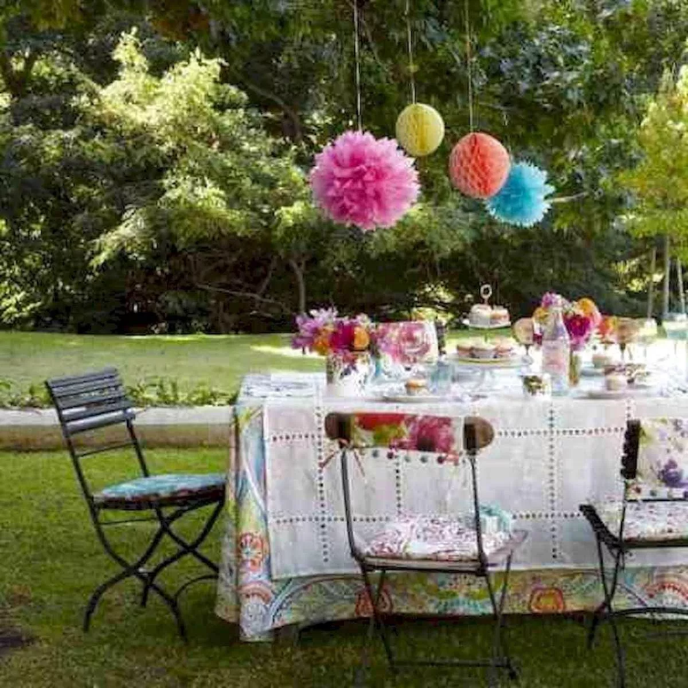 10 Best Outdoor Summer Party Decorations Ideas (10) – Home/Decor