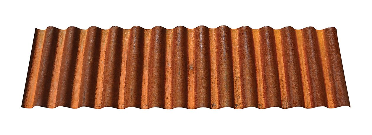 Corrugated Corten Roofing Panel. Buy Manufacturer Direct