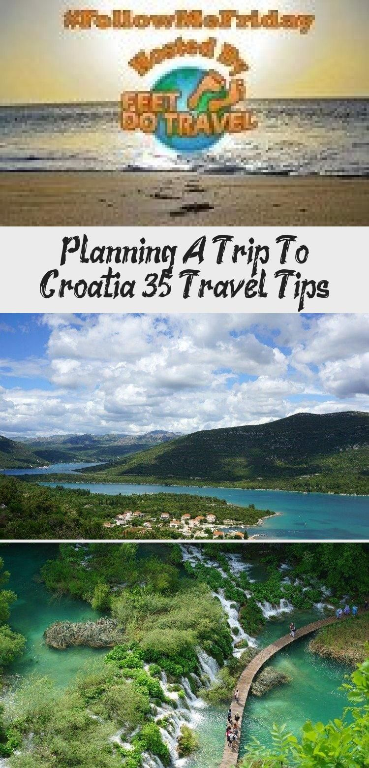 Photo of Planning a trip to #Croatia – Advice and travel tips – Before starting to put to…