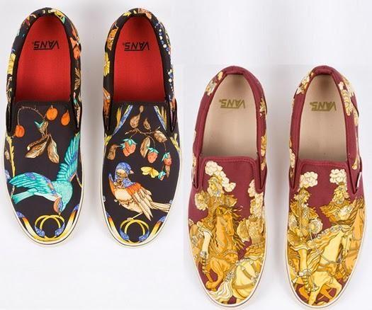 zapatillas vans vintage