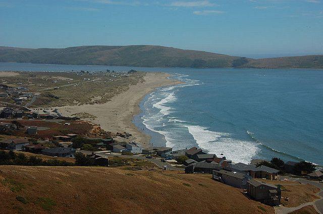 Dillon Beach Seen From Oceana Marin By Momboleum