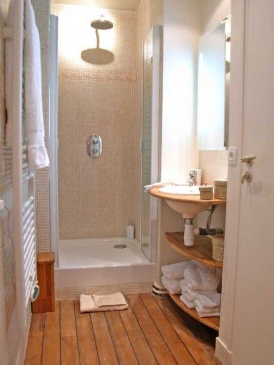 Bathroom book 1 bedroom paris studio apartment with for Apartment small bathroom design