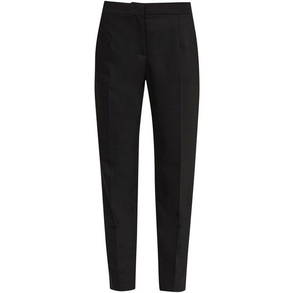 9bbbfd0617b7 French Connection Chelsea Suiting Slim Fit Trousers ( 110) ❤ liked on  Polyvore featuring pants