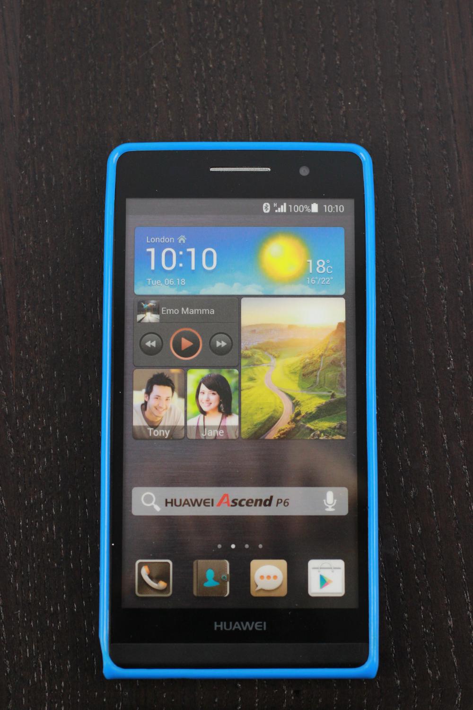 Strak Design Huawei P6