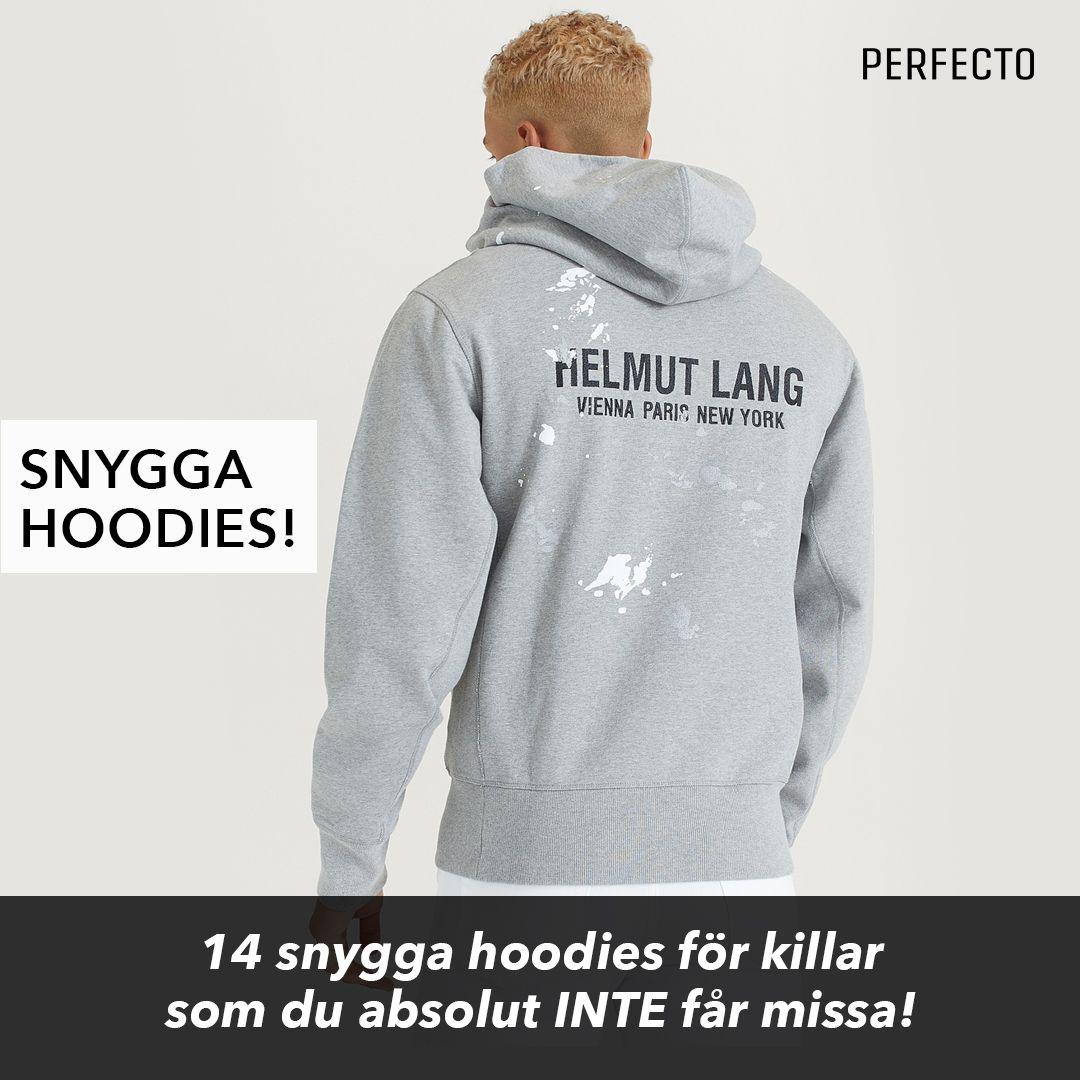 14 snygga hoodies (herr) som du inte får missa! | Huvtröjor