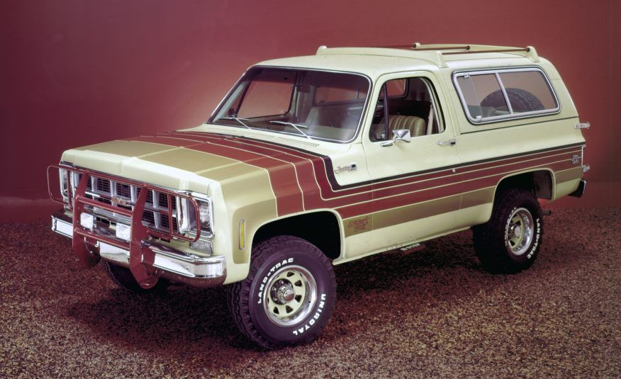 Special Edition Trucks Of The 70s K Billy S Super Badge And