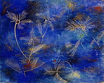 Paul Klee Fish Magic Paul klee ca 1920