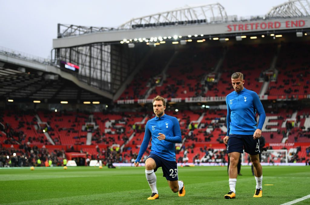 Soccer  Tottenham boost? Man United pursuing Toby Alderweireld alternatives -      Tottenham Hotspur defender Toby Alderweireld is no longer Manchester Uniteds top transfer target and the club have begun pursuing alternatives according to Manchester Evening News.  Spurs are hoping to sellthe defender this summer who has been unable to agree to a new contract with the club and Premier League rivals United have reportedly shown the strongest interest.  However Old Traffordscouts have expressed concerns over the Belgians profile and other transfer targets have moved ahead of him on Unitedsshortlist.  Alderweireld alternatives  LONDON ENGLAND  NOVEMBER 01: Karim Benzema of Real Madrid and Toby Alderweireld of Tottenham Hotspur battle for the ball during the UEFA Champions League group H match between Tottenham Hotspur and Real Madrid at Wembley Stadium on November 1 2017 in London United Kingdom. (Photo by Mike Hewitt/Getty Images)  Given the Alderweirelds age and injury record United scoutshave advised the club to look elsewhere in their pursuit of a new centre-back.  The club currentlyown Eric Bailly Chris Smalling Phil Jones Victor Lindelof and Marcos Rojo however they remain keen to secure another.  Uniteds list of alternatives is understood to include: Raphael Varane Jerome Boateng Kalidou Koulibaly Milan Skriniar Alessio Romagnoli Jose Gimenez and Caglar Soyuncu.  Tottenhams tough negotiationstance  LONDON ENGLAND  OCTOBER 05: Daniel Levy Chairman of Tottenham Hotspurs looks on during the Barclays Premier League match between Tottenham Hotspur and Southampton at White Hart Lane on October 5 2014 in London England. (Photo by Ian Walton/Getty Images)  Tottenham chairman Daniel Levy a renownedtough negotiator is set to demand a fee in excess of 50m for the defender with the possibilityof a deal being completed for a similar size as Virgil van Dijk world record 75m move from Southampton to Liverpool.  The Belgian defender has been made availablefor transfer following 
