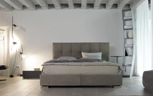 Letto max capitonnè by twils letti matrimoniali one bedroom