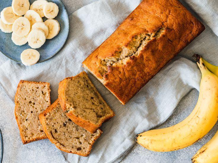 Bananenbrot - ganz einfach selbermachen | Die besten Backrezepte mit Gelinggarantie